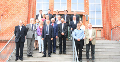 Polish Energy Minister and Representatives from the Ministry of Energy Visit Landskrona Energi in Sweden