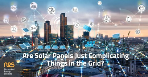 Are Solar Panels Just Complicating Things in the Grid?