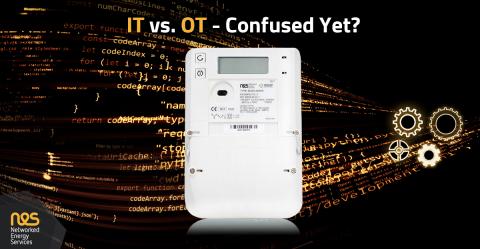 Smart Meters; IT vs OT – confused yet?